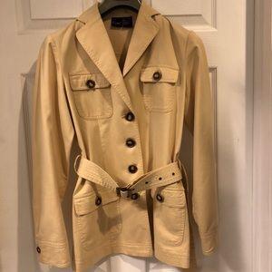 🆕💎NWOT Trench style jacket